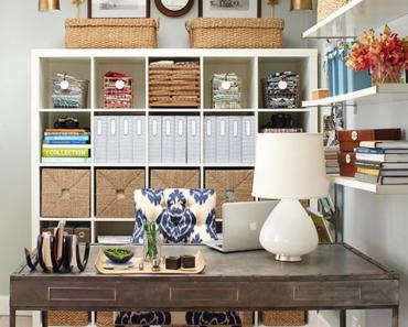 Best Easy Home Office Storage Ideas Diy