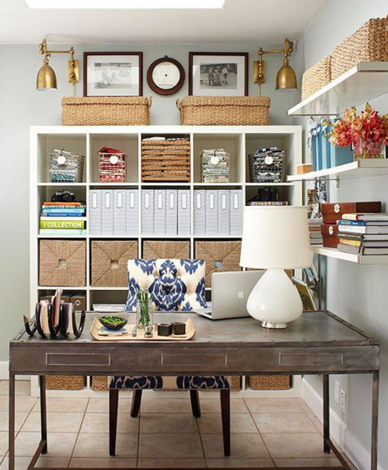 Best Easy Home Office Storage Ideas Diy