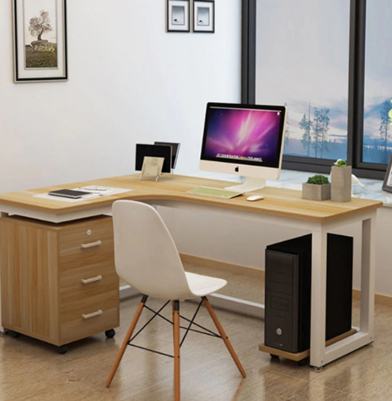 Best Home Office Corner Desks L Shapes