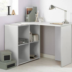 Home Calgary Corner Office Desk White