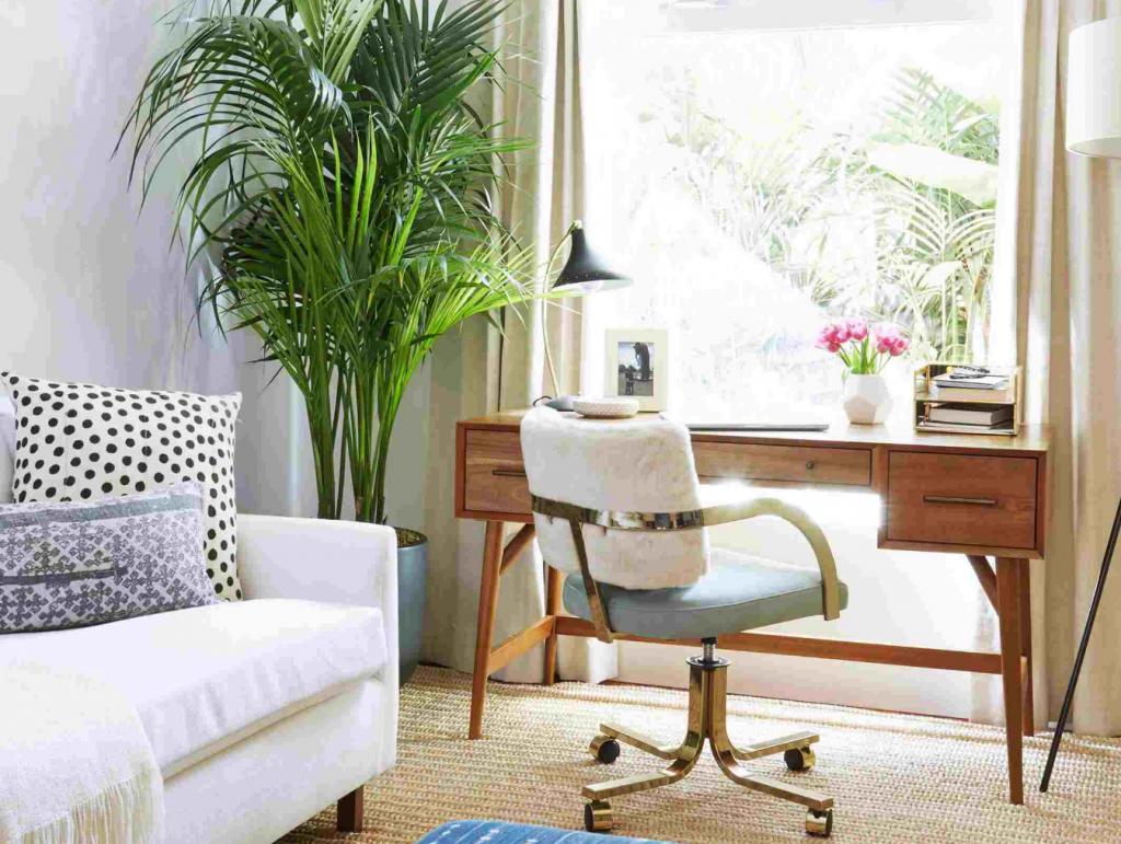 home office furniture arrangement ideas layout design stylish