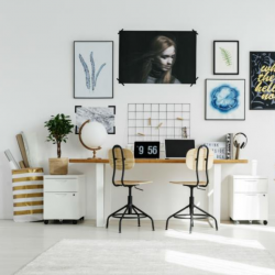 Stylish Home Office Furniture Ideas Inspiration Room Interior Computer Desks