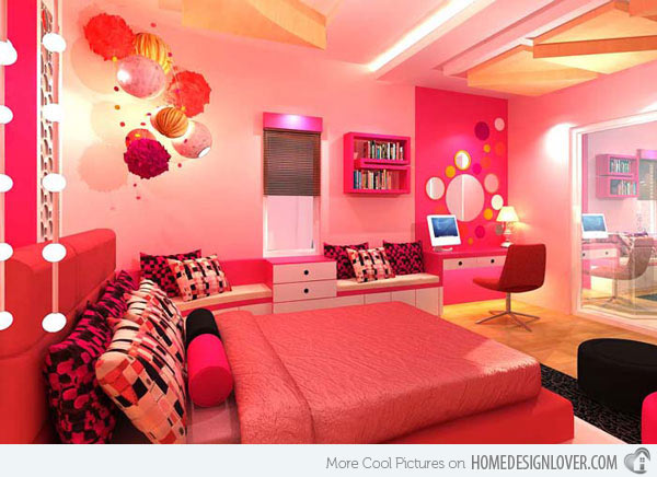 10 Girls Bedroom Decorating Cool Bedroom For Girls