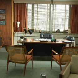 10x10 Home Office Ideas Mad Men Interior Design