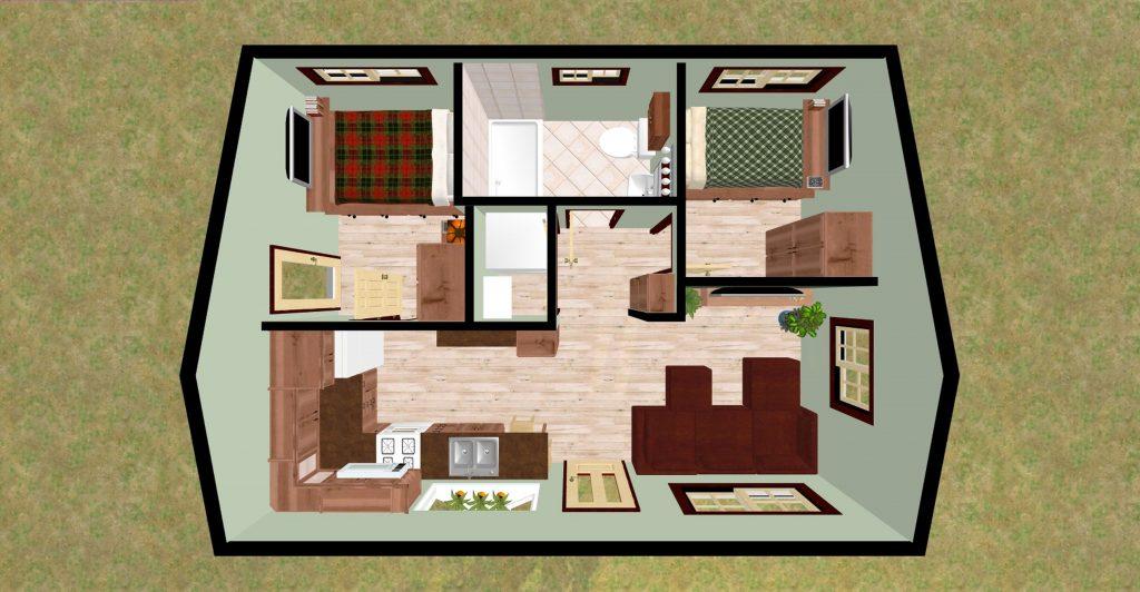 2 bedroom design apartment magnificent small designs 2