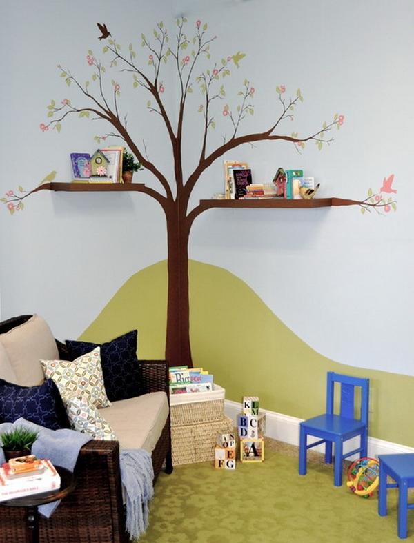 21 beautiful children s rooms stylish bedroom wall art design beautiful childrens bedroom wall ideas