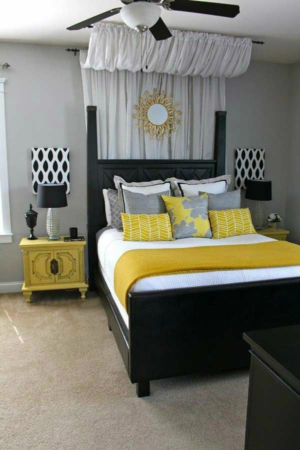 22 Beautiful Bedroom Color Schemes Decoholic Beautiful Gray Color Schemes For Bedrooms