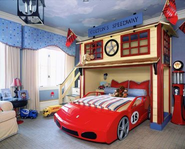 22 Creative Kids Room Ideas That Will Make You Want To Be A Kid Inexpensive Bedroom Ideas For Children