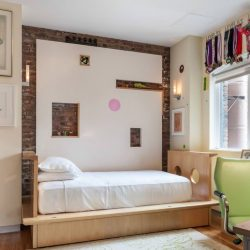 23 Brick Wall Designs Decor Ideas For Bedroom Design Trends Cheap Bedroom Wall Design Jpeg