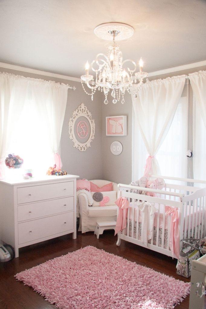 25 best ideas about ba girl rooms on pinterest ba bedroom beautiful baby girls bedroom ideas