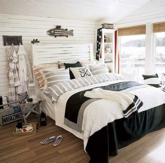 Beautiful Beach And Sea Best Beach Themed Bedrooms