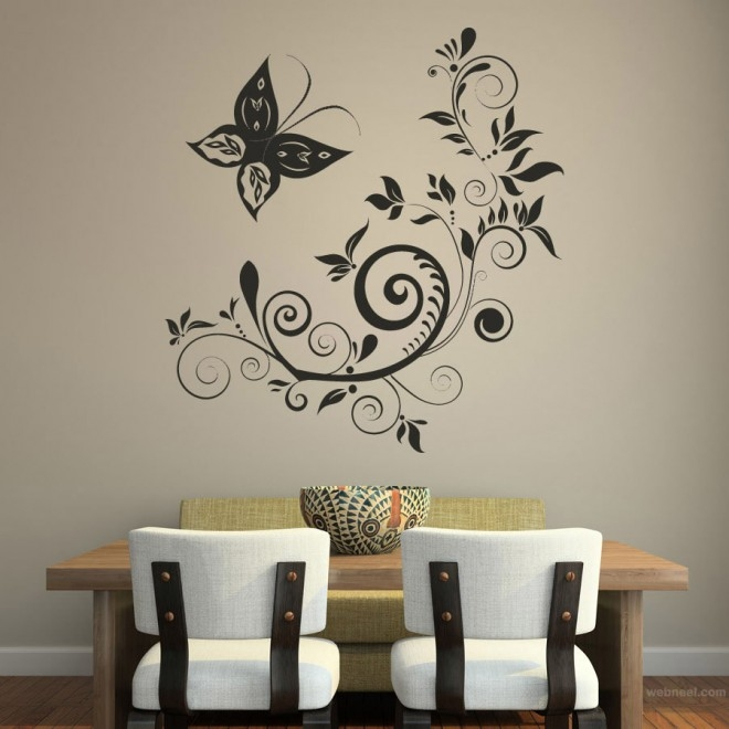 Beautiful Wall Art Ideas And Diy Wall Paintings For Your Awesome Bedroom Art Ideas Wall
