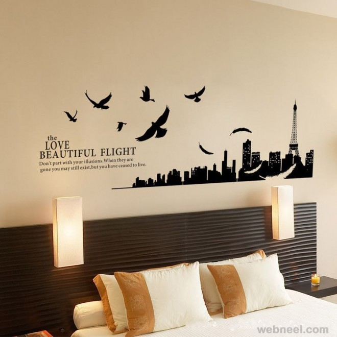 Beautiful Wall Art Ideas And Diy Wall Paintings For Your Beautiful Bedroom Art Ideas Wall