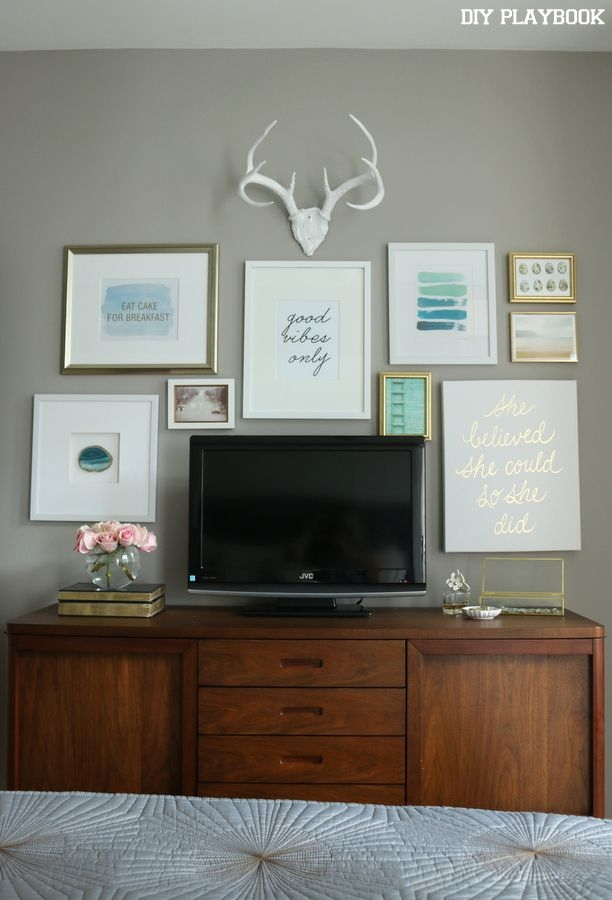best ideas about bedroom tv on pinterest wall tv stand cool bedroom tv ideas