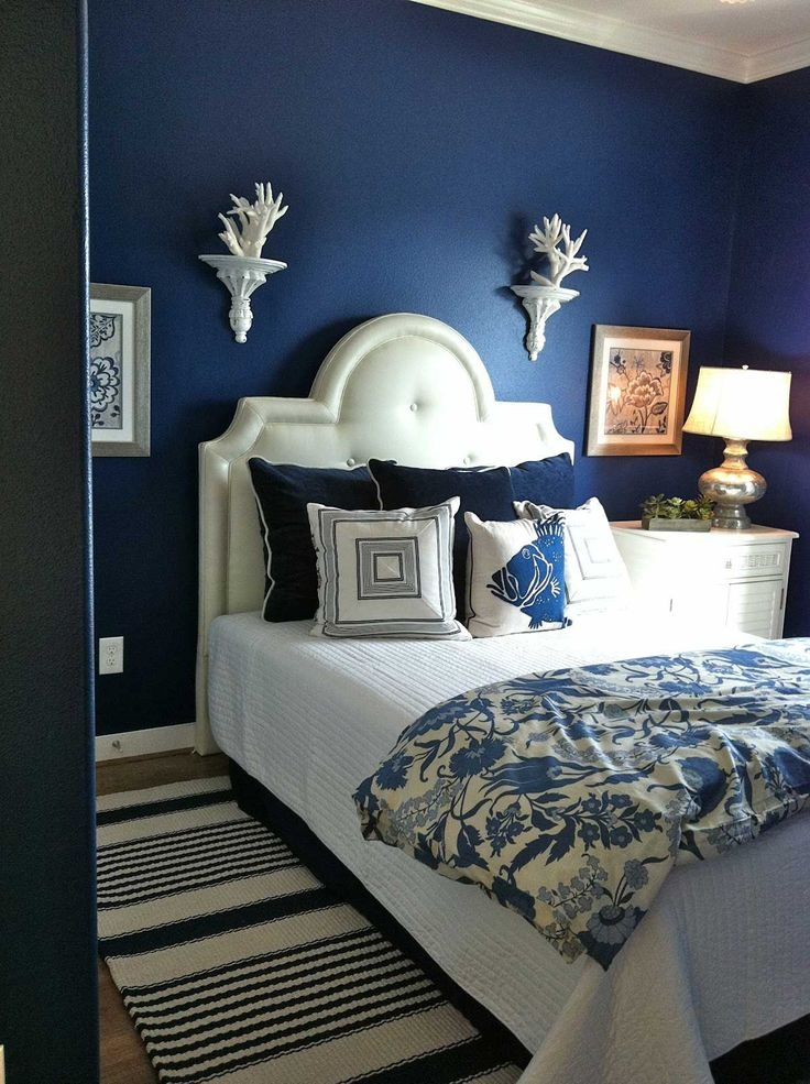 Best Ideas About Blue Bedrooms On Pinterest Blue Bedroom Cheap Bedroom Design Blue