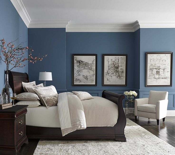 Best Ideas About Blue Bedrooms On Pinterest Blue Bedroom New Bedroom Designs Blue
