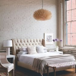Best Ideas About Brick Wallpaper Bedroom On Pinterest Brick Impressive Brick Wallpaper Bedroom Ideas