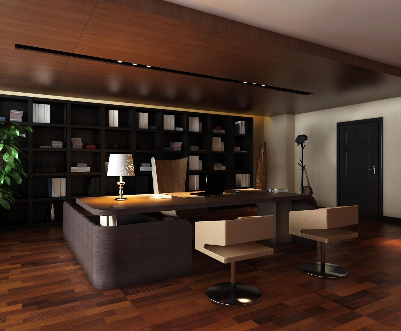 Executive Home Office Ideas Interior Design Jpeg
