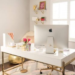 Home Office Accessories Interior Design Chic Essentials Jpeg
