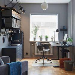 Home Office Decorating Ideas Ikea Inspiration Jpeg