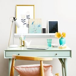 Home Office Desk Organization Ideas Easy