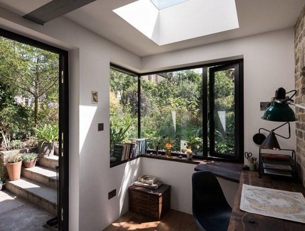 home office extension ideas small