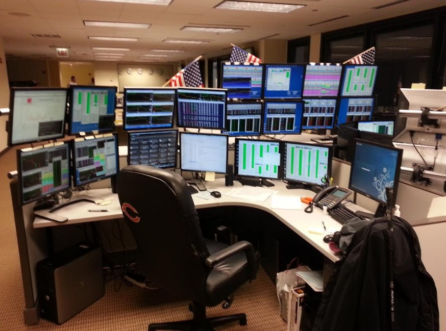 home office for traders Badass Trading Desk Setups From Around The World