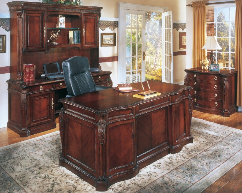 Home Office Furniture Executive Desk