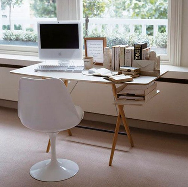 Home Office Furniture For Small Spaces