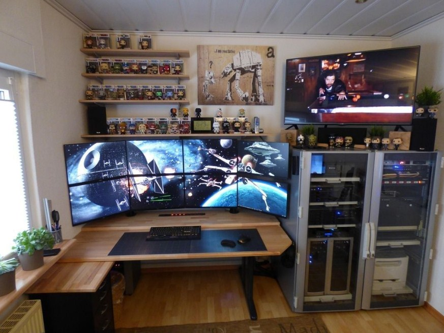 home office game room ideas design pin on DIY