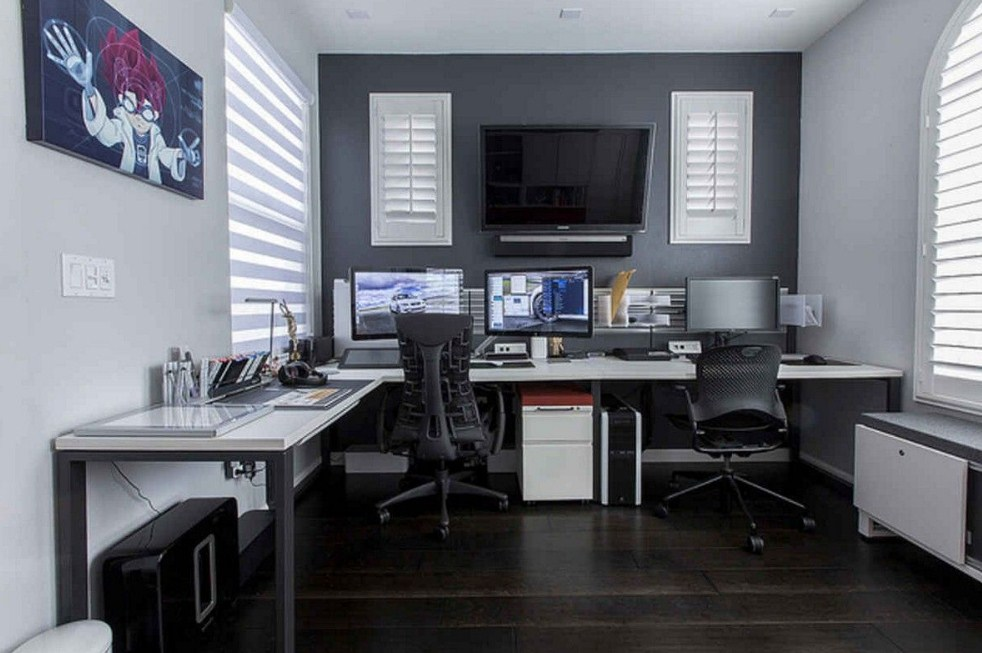 home office game room ideas to maximize your gaming experience