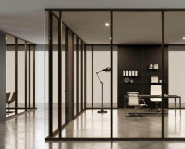 Home Office Glass Partition Walls, Dividers & Doors