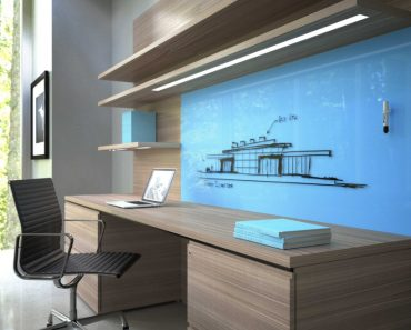 Home Office Glass Whiteboard Design & Inspiration