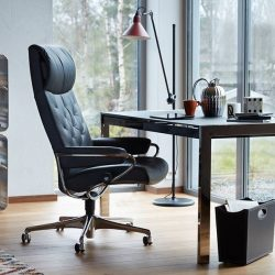 Home Office High Back Chair Stressless Metro