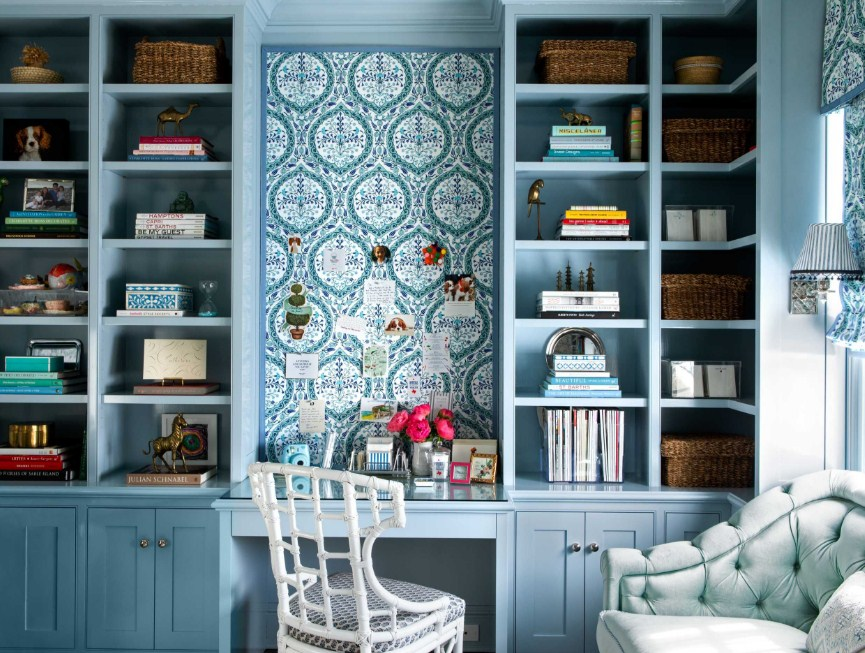 Home Office House Beautiful Ideas