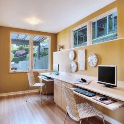 Home Office Ideas Basement Design