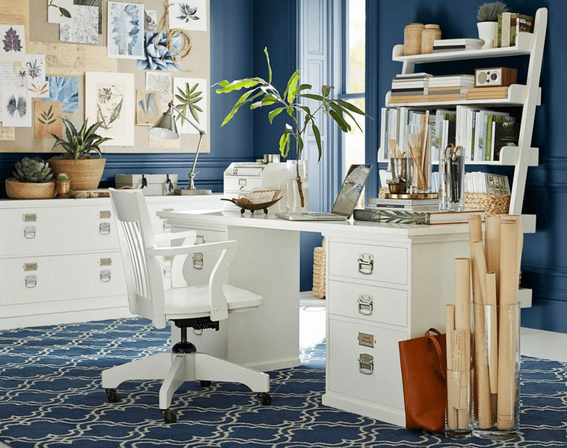 Home Office Ideas Carpet Modern Decor