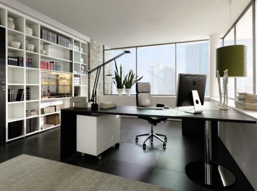 home office ideas contemporary design decorating