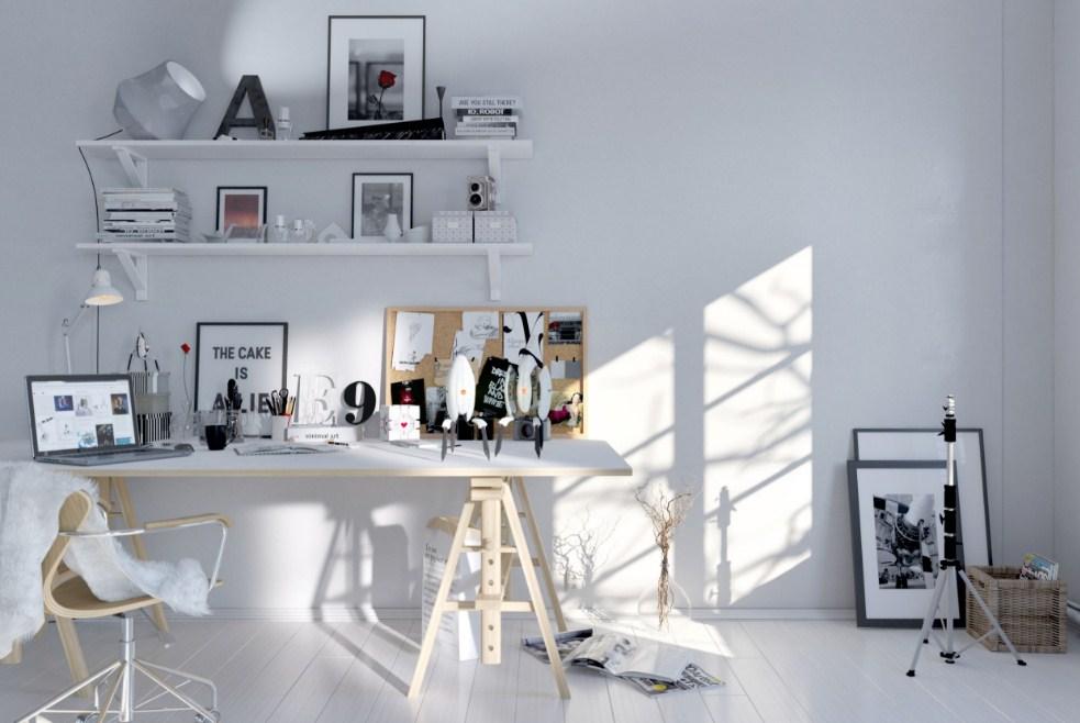 home office ideas coronavirus