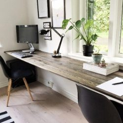 Home Office Ideas Desk Make Comfortable