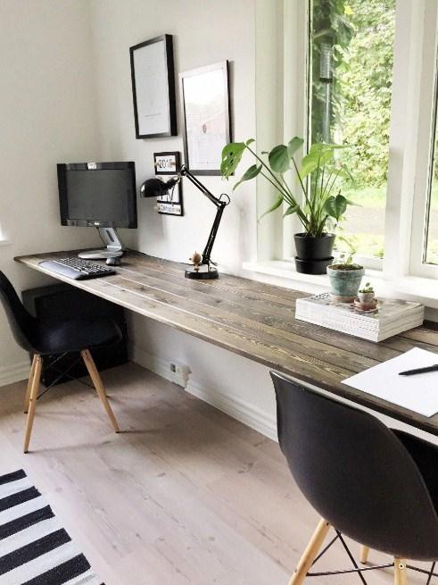 home office ideas desk make comfortable