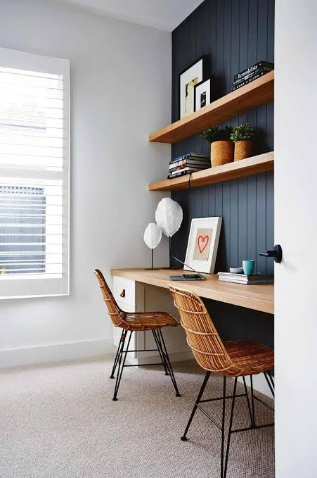 Home Office Ideas For A Small Space That Will Make You Want To Work Jpeg