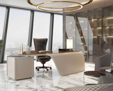Home Office Ideas Luxury Screet Modern Luxurious House
