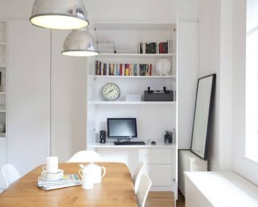 Home Office Ideas No Space