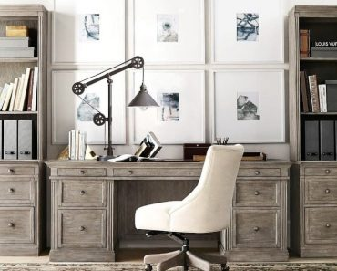 Home Office Ideas Pottery Barn