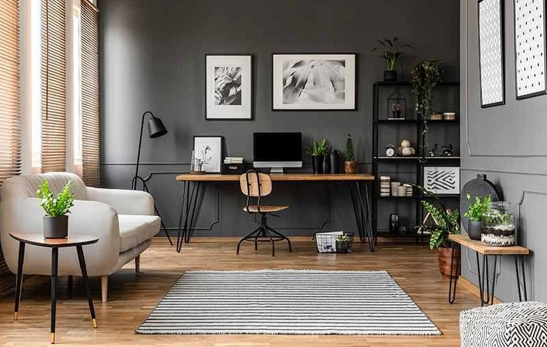 home office ideas productivity to inspire