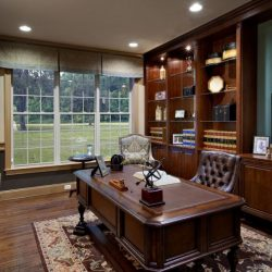 Home Office Ideas Traditional With Built Ins