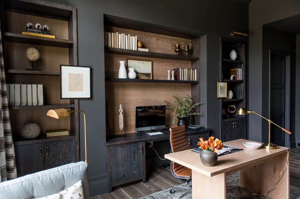 home office ideas zoom backgrounds from interior designers