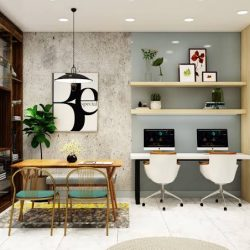 Home Office Interior Design Inspiration Modern Jpeg