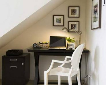 Home Office Interior Design Small Spaces